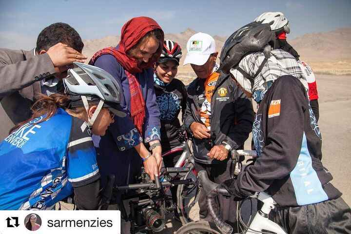 #Repost @womensportsfilm・・・If you need more reasons to join us this Friday, 9/28 at 7pm for @afghancycles screening (rea...