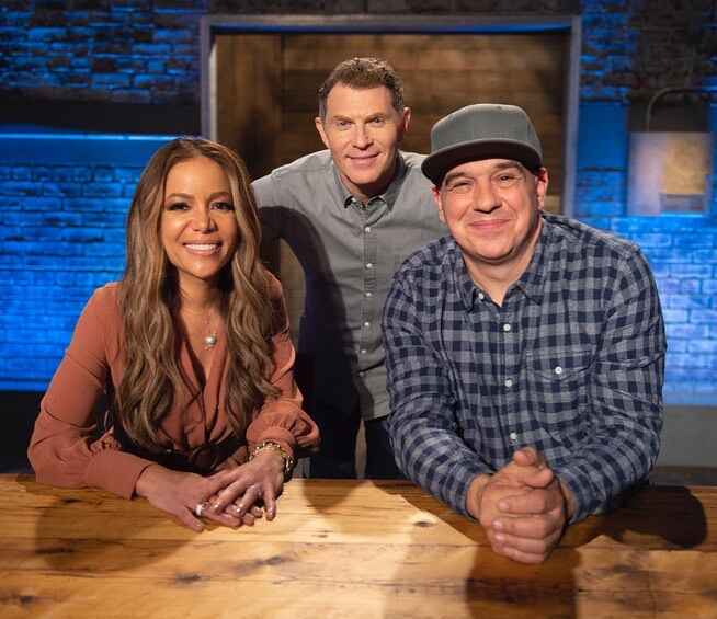 It's a good night to stay in, stay healthy, and watch an all new #beatbobbyflay on @foodnetwork at 10PM Food Network's M...