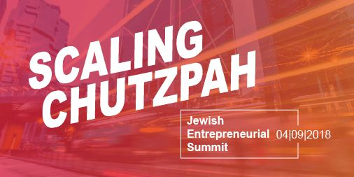 STREAM SCALING CHUTZPAH an all day educational event. Scaling Chutzpah features fast growth, renowned Jewish business bu...
