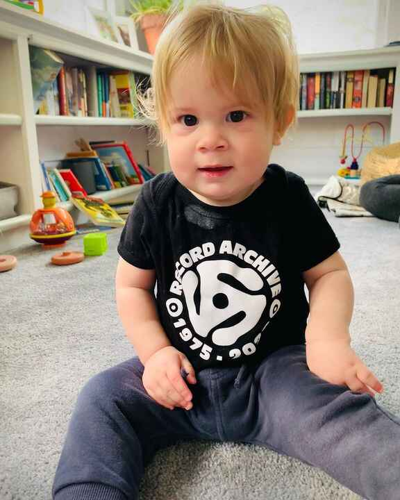 Reppin' hard from our family to yours @recordarchive