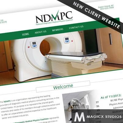 Just Launched: www.ndmpc.orgThe NDMPC is an organization representing the leading providers of diagnostic medical physic...