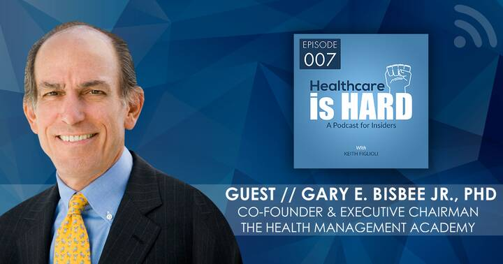 Make sure to tune into the newest episode of Healthcare is Hard: A Podcast for Insiders, released just today. LRVHealth'...