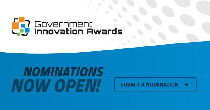 2021 Government Innovation Awards Nominations Are Open!  The 2021 Government Innovation Awards, presented by GCN https:/...