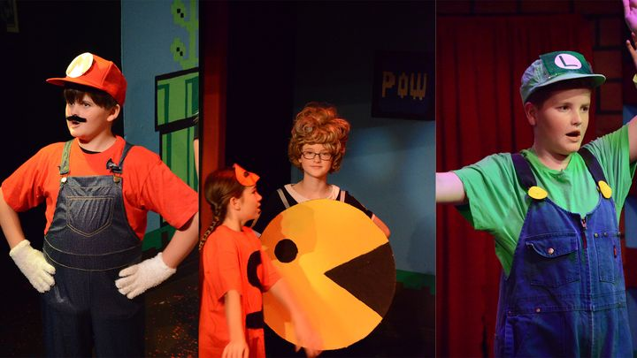 Photos from Original Kids Theatre Company's post