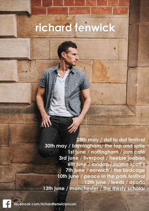 GO CHECK THIS GUY OUT if he's playing near you! Great music! Thoroughly nice chap too! X