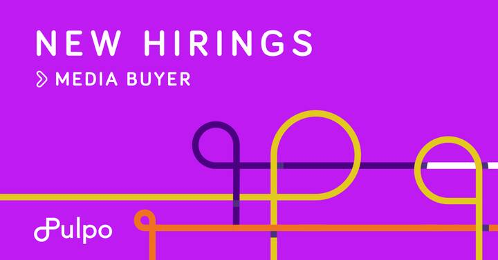 JOIN US 👉 We're seeking a MEDIA BUYER to join our team.Apply here: http://ow.ly/BmLw50oLjoq