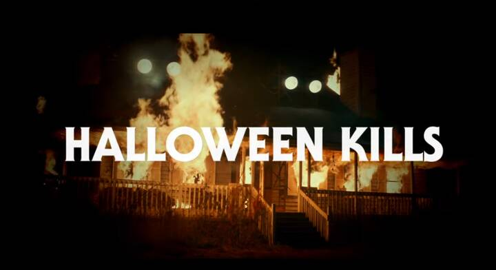 HALLOWEEN KILLS  & HALLOWEEN ENDSThe saga of Michael Myers and Laurie Strode isn't over.Universal Pictures today announc...