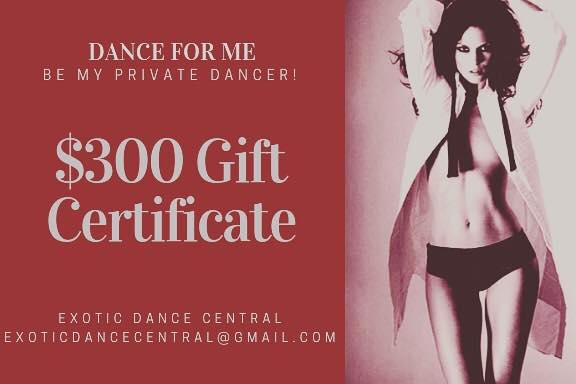 #transformationtuesday He said: 'Dance for me... Be my private dancer!' She said: 'You don't have to ask twice... Exotic...