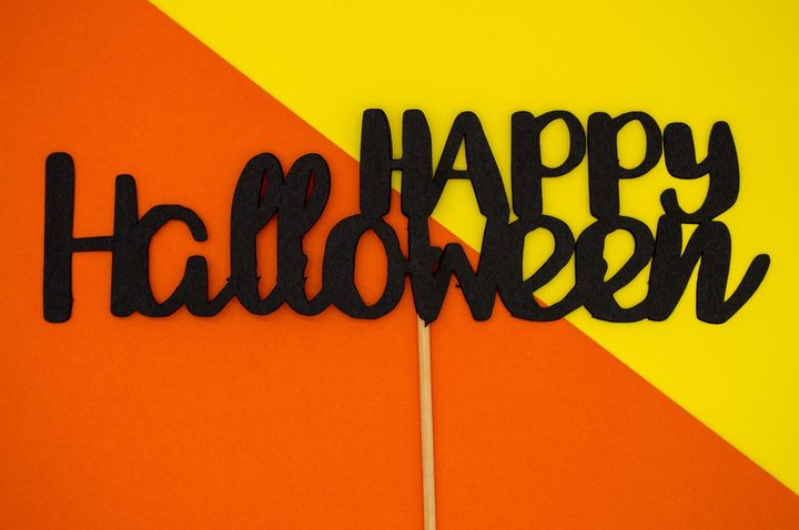 Don't eat too much candy. Happy Halloween!