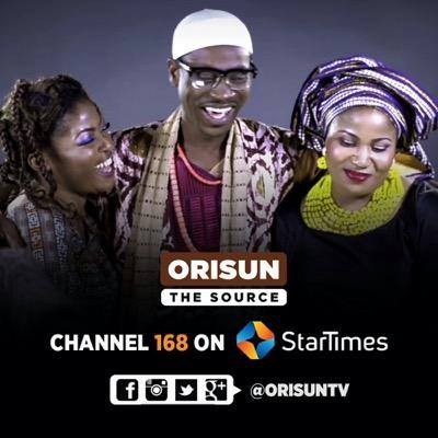 Orisun TV LIVE Streaming on TVAfrique Decoder Powered By NetCaster Media