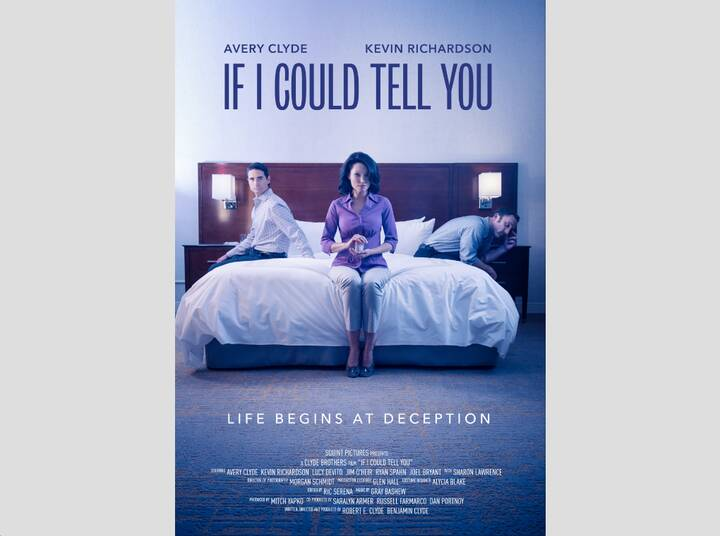 Shout out to our short film, If I Could Tell You. If you haven't seen it, you can find it on Amazon Prime, or check out ...