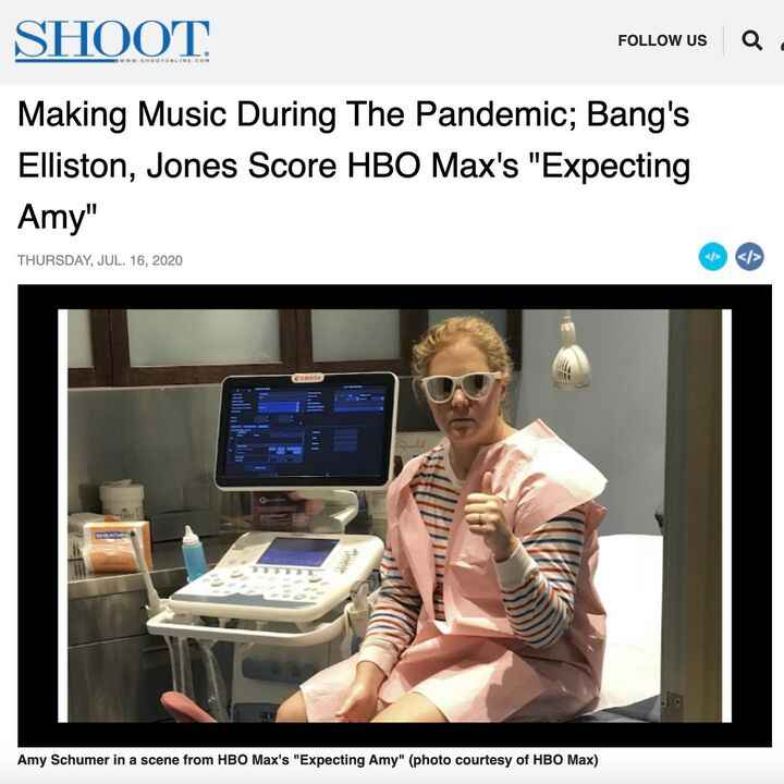 Check out @shootonline 's article about @timoelliston 's and @mrjonesny 's journey creating music during the pandemic! #...
