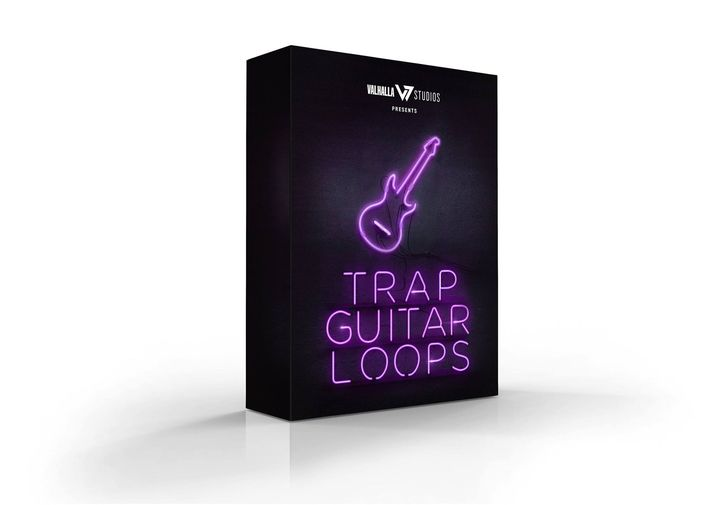 """The """"Trap Guitar Loops"""" sample pack is available now www.ValhallaMusicStudios.com"""