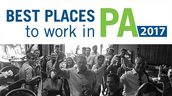 Proud to announce that iQ Media has been named one of the 2017 Best Places to Work in PA! We couldn't have done it witho...
