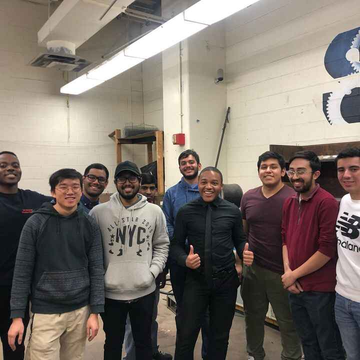 Last week we got the opportunity to talk to the CCNY Racing club about their project and progress - be on the lookout fo...