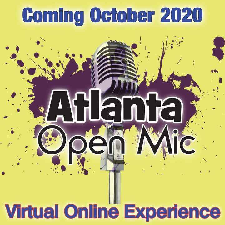 Coming in October! Sign up at AtlantaOpenMic.com For a chance to win free studio time each week at @atlantasoundstudios ...
