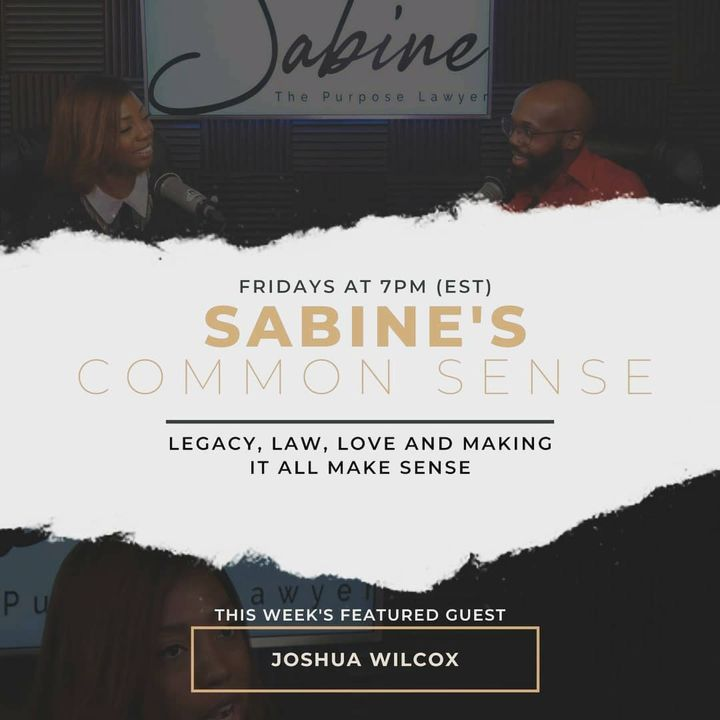 I don't do many interviews but when @sabine_thepurposelawyer asked me to come on her #podcast to talk about #podcasting ...