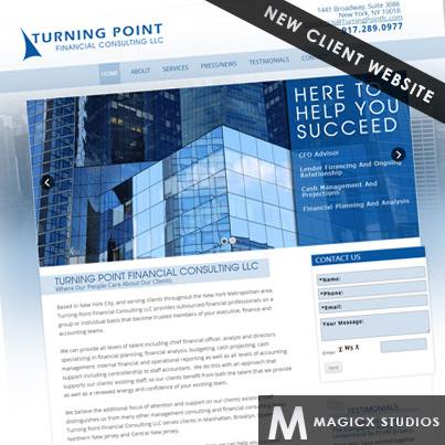 Just Launched: www.turningpointfc.comBased in New York City, and serving clients throughout the New York Metropolitan ar...