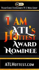 """Hey FB fam! Because of you & your support, our Founder & Host of #TheRepZone is nominated for """"ATL's Hottest Rising Supe..."""