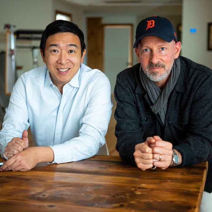 Watch our new film about Andrew Yang!We got the chance to partner with The Vilcek Foundation to create a film aboutAndre...