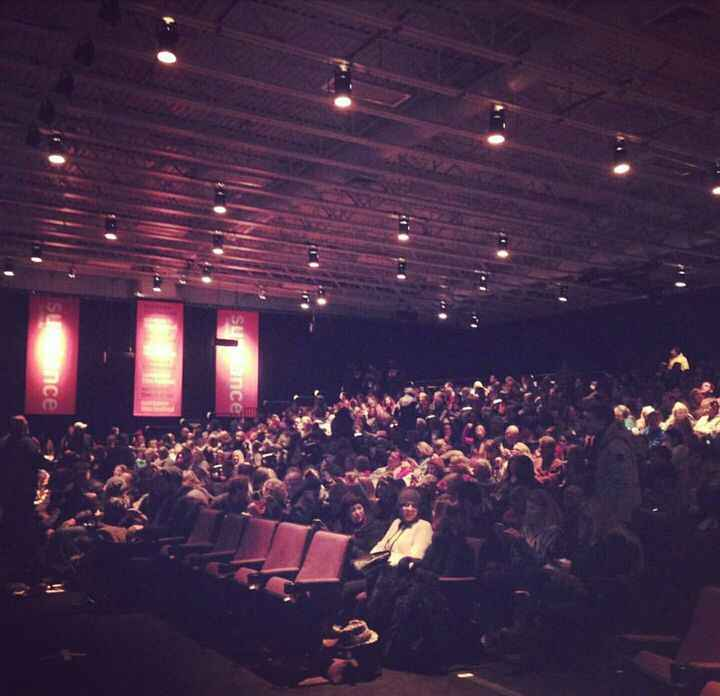 We sure do miss the Moviegoing crowds at #Sundance who came in droves throughout the week. Their love for films signifie...