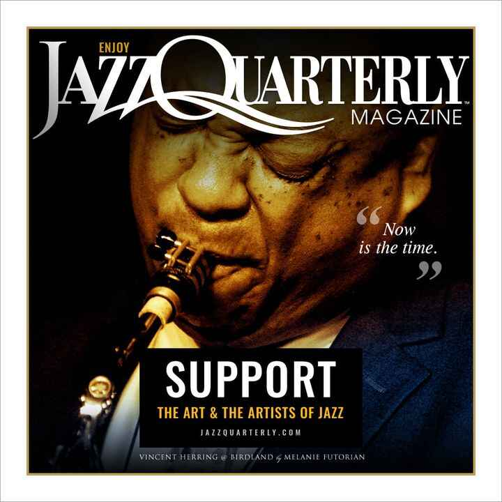 Now is the time. Support Jazz.