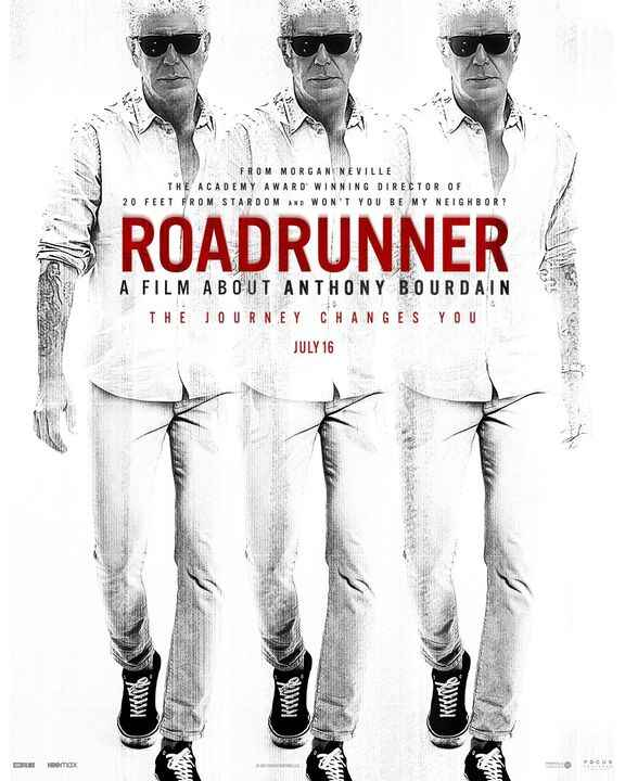 The journey changes you. #ROADRUNNER trailer drops tomorrow.