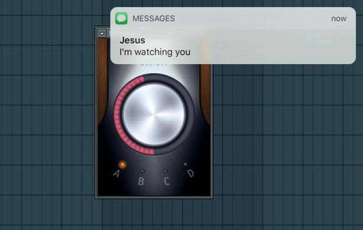 When you try to cheat on mastering 😂😂😂Like 👉beatmakerssecrets👈 for more!