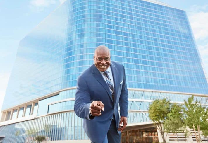 #MajorMove:  Former NBA superstar and Hall of Fame legend, Shaquille O'Neal just made another major move in his hometown...