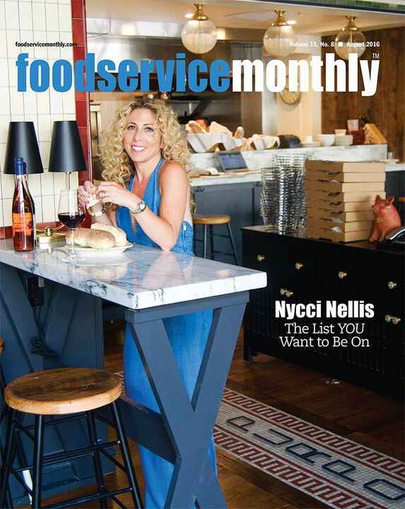 The newest issue of Foodservice Monthly is out. Look for it soon.