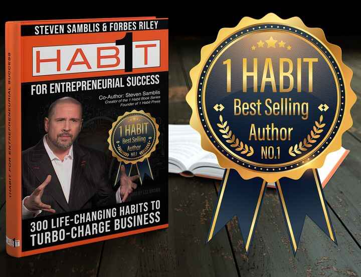 We have created 500 Best-Selling Authors and are looking for more brilliant minds to join us in future 1 Habit Books. Ev...