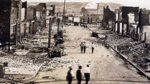 """""""We Will Never Forget""""Tulsa, Oklahoma100 years later#uplift #motivate #empower"""